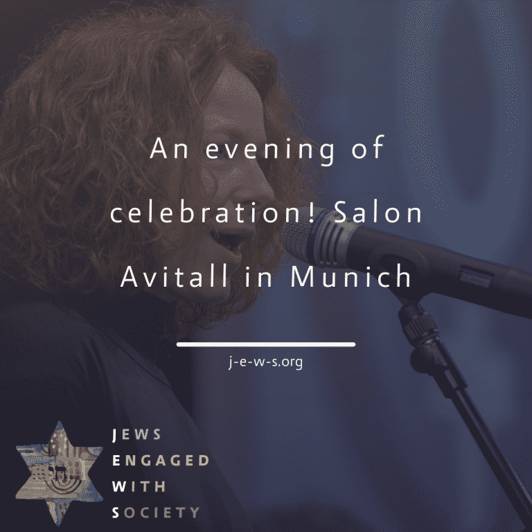 Read more about the article An evening of celebration! Salon Avitall  in Munich