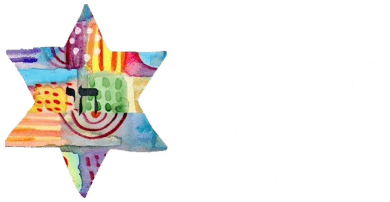 J.E.W.S. Logo, Jews Engaged With Society