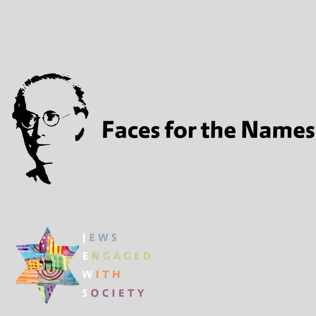 Faces for the Names