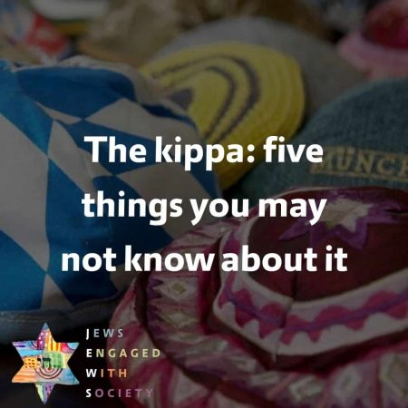 The kippa: five things you may not know about it
